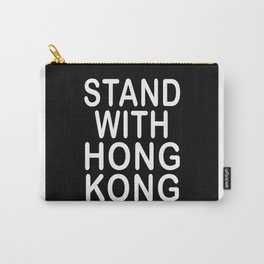 Stand with Hong Kong Carry-All Pouch