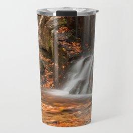 Orange Grove Waterfall Travel Mug