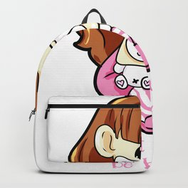 I dont wanna be big Little Ageplay ddlg girlfriend Backpack