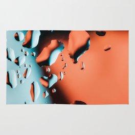 Water drops Rug
