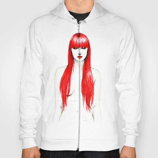 Red Stages Hoody