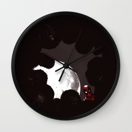 dead pool Wall Clock