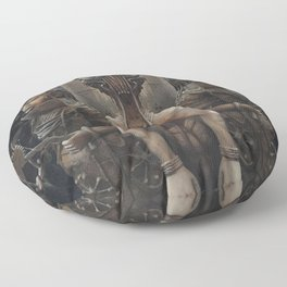 Original Mystics Floor Pillow