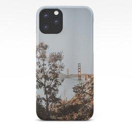 san francisco, california / golden gate bridge iPhone Case