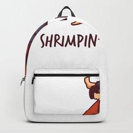 Shrimpin' Ain't Easy - Jiu Jitsu Backpack