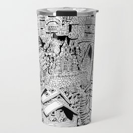 Capharnaüm City Travel Mug