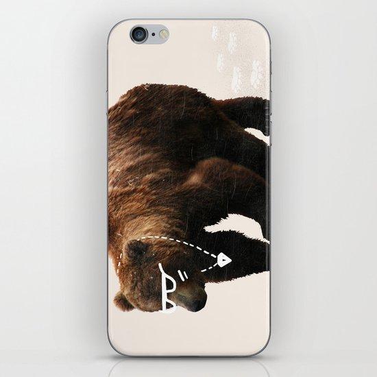 Kodiak Arrest iPhone & iPod Skin