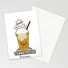 El Terremoto Stationery Cards