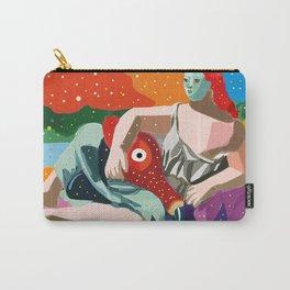 Remix of La Source by Pablo P Cubist Pop Art Carry-All Pouch