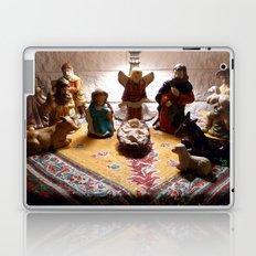 Unto us a child is born... Laptop & iPad Skin