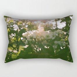 Sunshine Blossoms Rectangular Pillow
