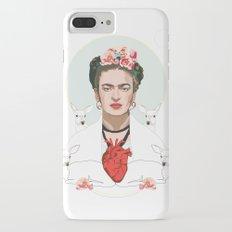 Frida Kahlo (Light) iPhone 7 Plus Slim Case