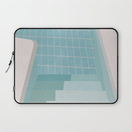 Swimming Pool Summer Laptop Sleeve