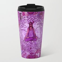 """""""The inevitable enlightening yet illusive expansion of the mind; and the peacefully humbling unknown Travel Mug"""