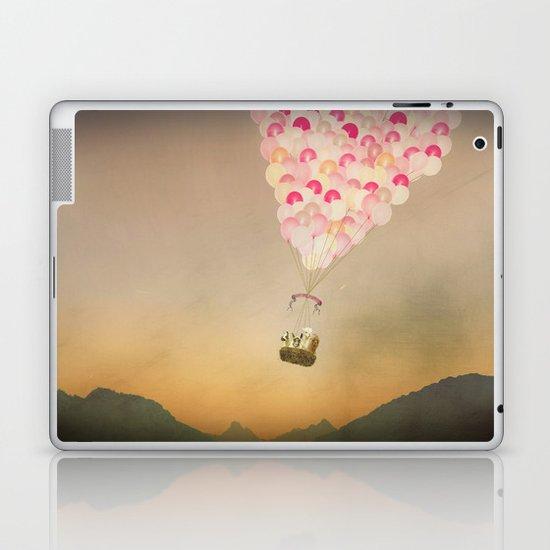 NEVER STOP EXPLORING V Laptop & iPad Skin