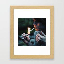 dollar Framed Art Print