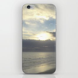 Daytona sunrise iPhone Skin