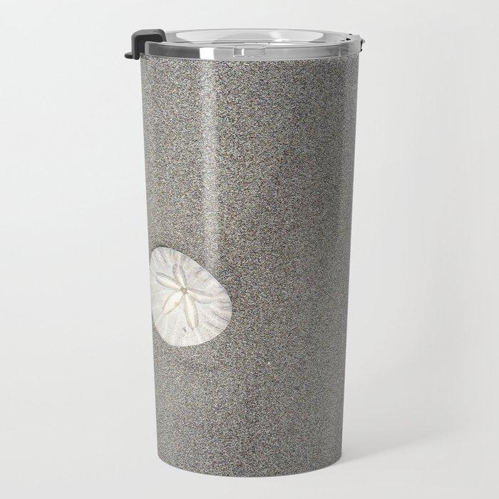 The Perfect Sand Dollar Travel Mug
