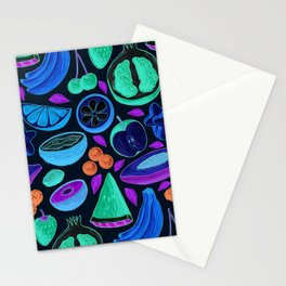 Mix Fruits Stationery Cards