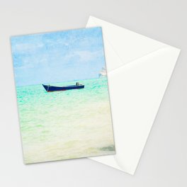 Lanikai Point (Windward side of Oahu) Stationery Cards
