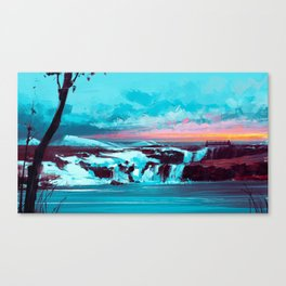 Northwind Canvas Print