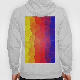 Coloured Mosaic Hoody