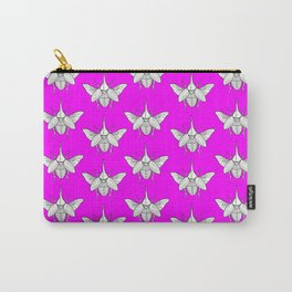 Hercules Beetle Pattern No. 2 Carry-All Pouch