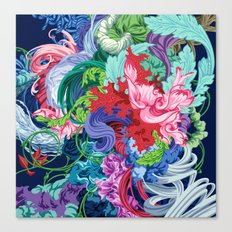 Abundantia Canvas Print