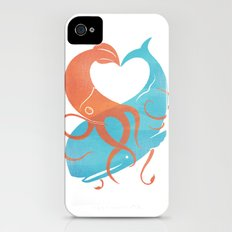 Hug It Out iPhone (4, 4s) Slim Case