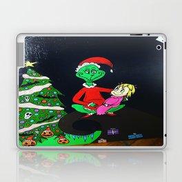 Nightmare Grinch and Cindy Laptop & iPad Skin
