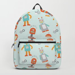 Mr. Roboto Backpack