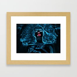 The Life Of Esther Knowles #1 Framed Art Print