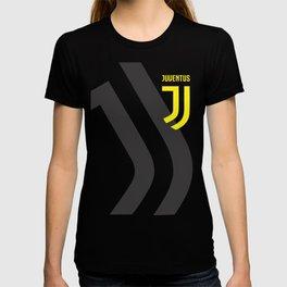 JUVENTUS Black T-shirt