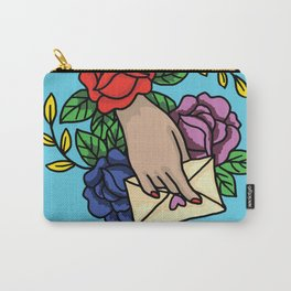 No more secrets, eye see everything Carry-All Pouch