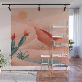 Desert Wall Mural