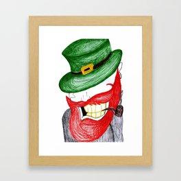 St. Patrick Framed Art Print