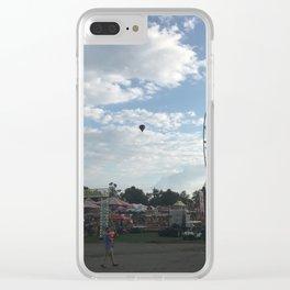 Fair Clear iPhone Case