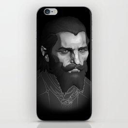 "Thom ""Blackwall"" Rainier iPhone Skin"