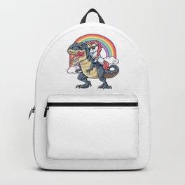 Unicorns Party Rainbow Squad Backpack