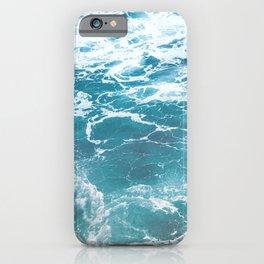 i love the ocean iPhone Case