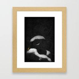 Guar Sea II Framed Art Print