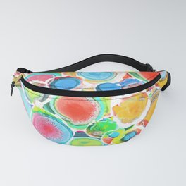 Sunshine on Your Spotty Mind (Alcohol Inks Series 07) Fanny Pack