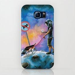 moonwalking iPhone Case