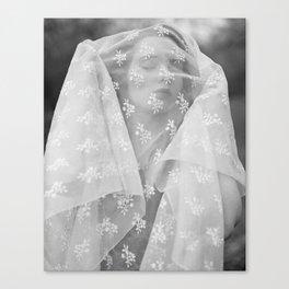 Darker Canvas Print