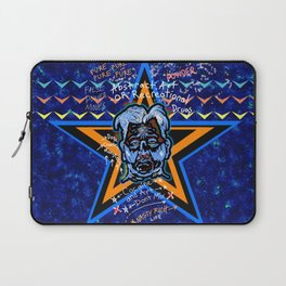 Abstract Drug Life Laptop Sleeve