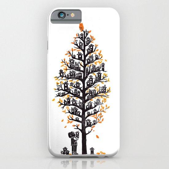 Hoot Lodge iPhone & iPod Case
