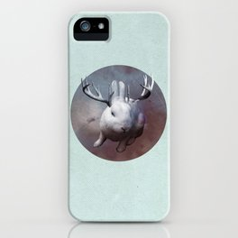 Evil Bunny iPhone Case