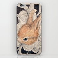 baby iPhone & iPod Skins featuring baby  by margaw