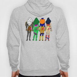Superhero Butts Love 2 - Team Girls Hoody