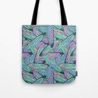 wings Tote Bags featuring Wings by AnaAna